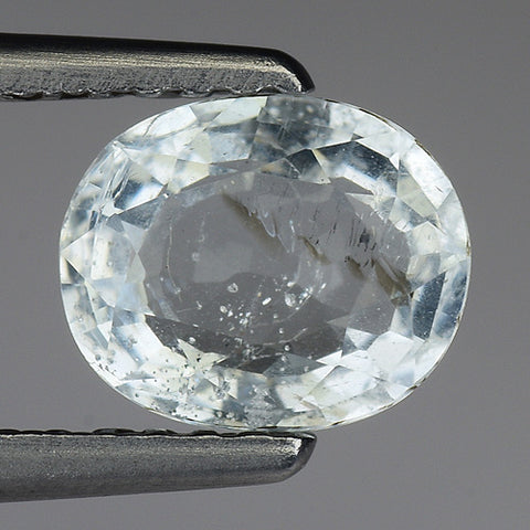 Brilliant Natural Aquamarine Loose Gemstone 7 x 5 MM - Redstargems