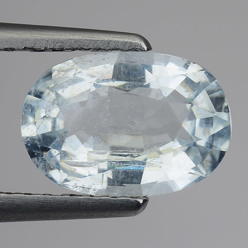 Epic Natural Aquamarine Loose Gemstone 1.30 Carats 9 x 4 MM - Redstargems