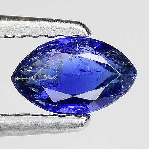 Natural blue sapphire gemstone 0.55 carats unique piece - Redstargems