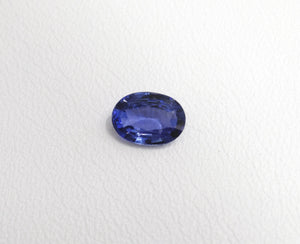 Spectacular Natural Blue Sapphire Gemstone 0.95 Carats - Redstargems