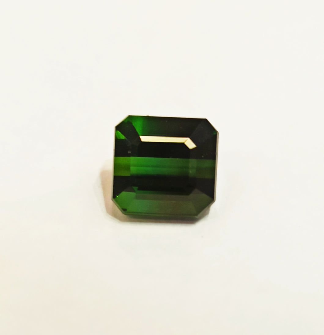 Top Quality Natural Green Tourmaline Gemstone 3.50 Cts - Redstargems