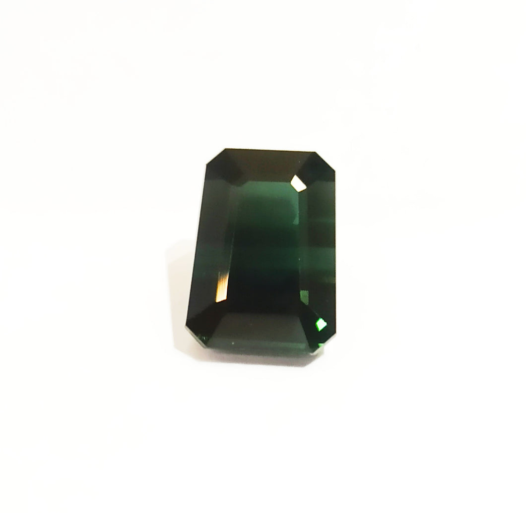 Tourmaline Loose Gemstone Custom Cut 6.10 Carats - Redstargems