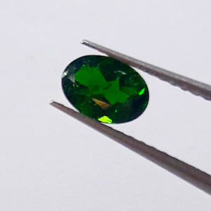 Natural Tsavorite Garnet 0.50 Carats - Redstargems
