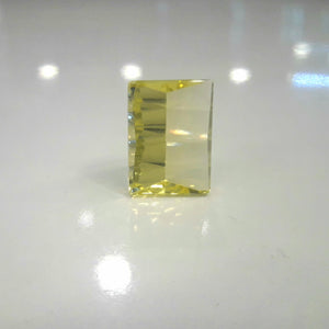 Unique Yellow Lemon Quartz 15 Carats - Redstargems