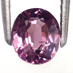1.60  Cts Natural beauteous spinel loose gemstone 7 x 6 mm size