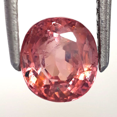 1.85 Carats Natural Spinel Loose Gemstone 7 x 6 MM Oval Shape