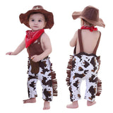 Baby Boy Clothes Kids Toddler Cowboy Hat