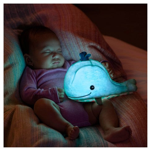 Baby Whales Glowing Plush Toy