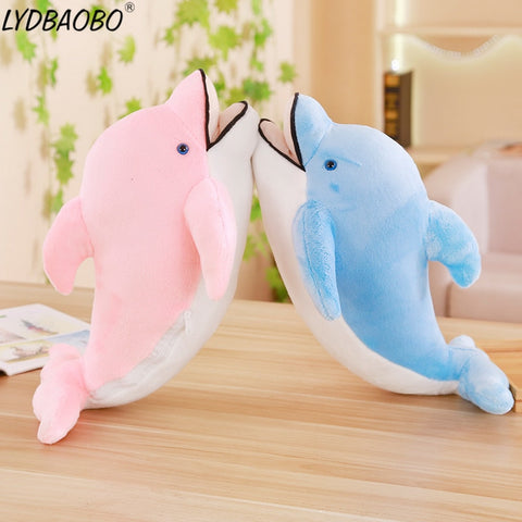 Dolphin Stuffed Plush Doll Baby