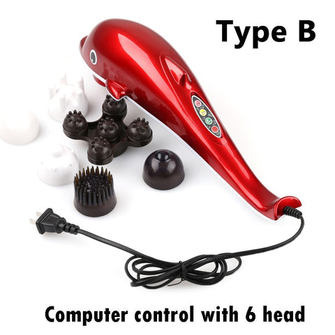 Electric Dolphin Massager