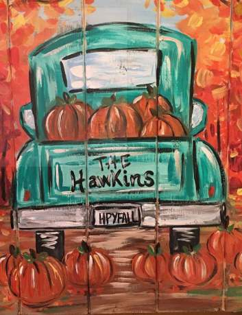 Adult Paint Night-October (SOLD OUT)