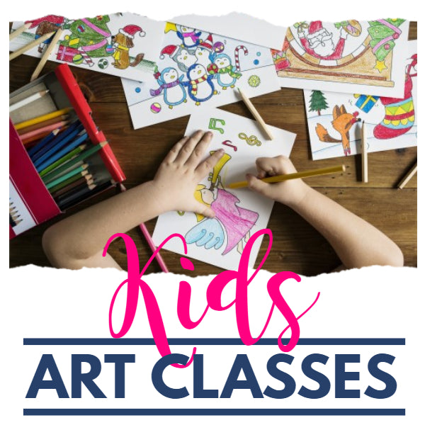 Youth Art Class-October