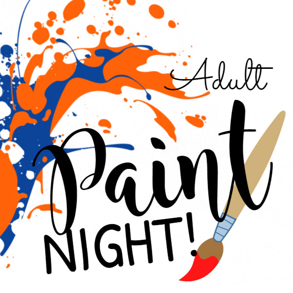 Adult Paint Night-October
