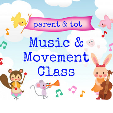 Music & Movement for Tots - November