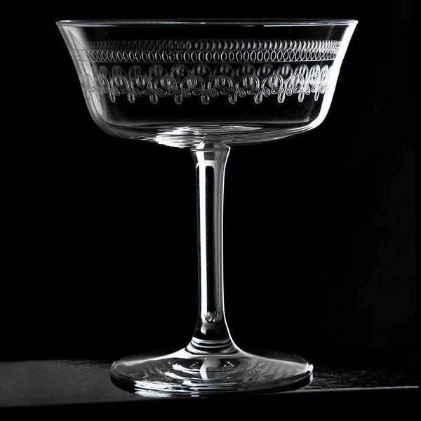 Retro 1910 - Coupette - 26cl - x6 - Urban Bar - barmenwithattitude