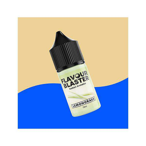 Flavour Blaster - Arôme Citronelle - Jet Chill - 10ml - Jet Chill - barmenwithattitude