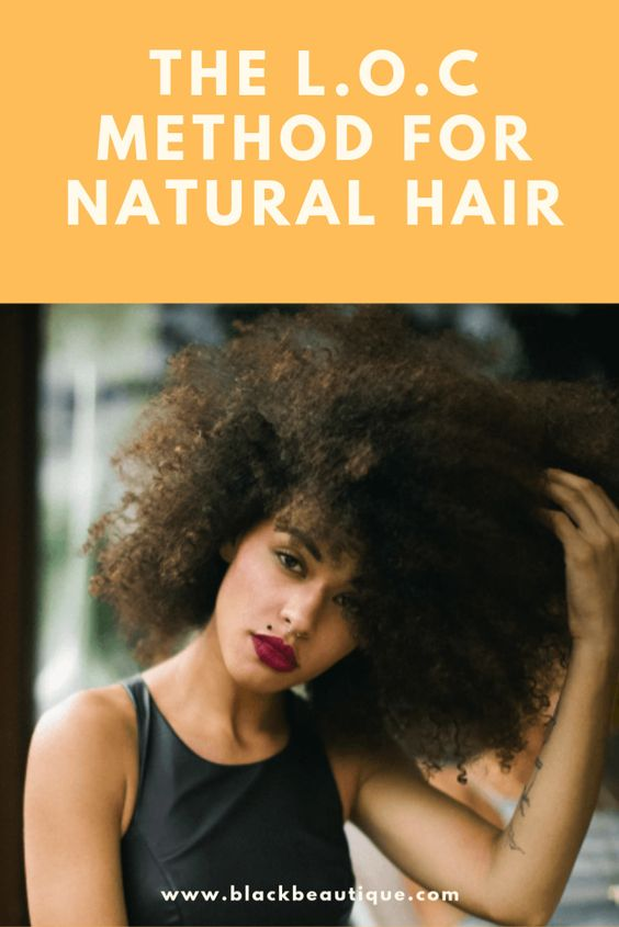 The L.O.C Method for Natural Hair