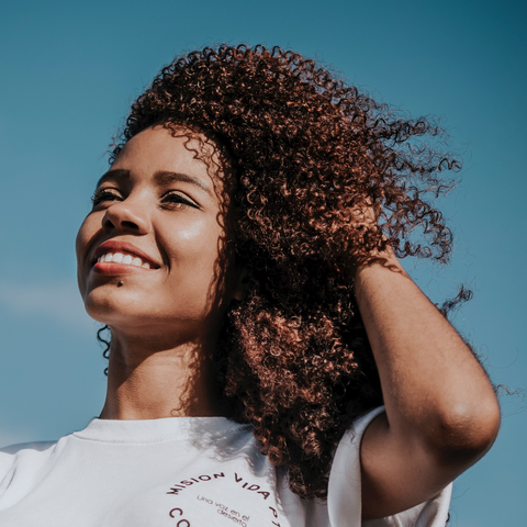 How to Look After High Porosity Hair