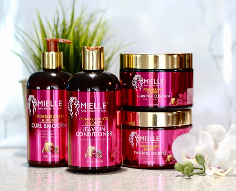 Mielle Organics Pomegaranate & Honey Collection