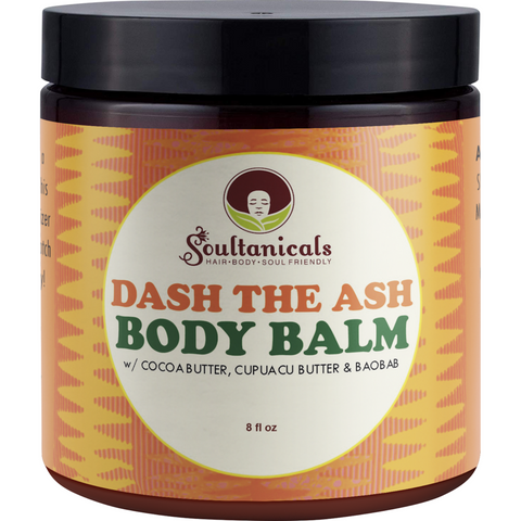 Soultanicals - Dash the Ash Body Balm