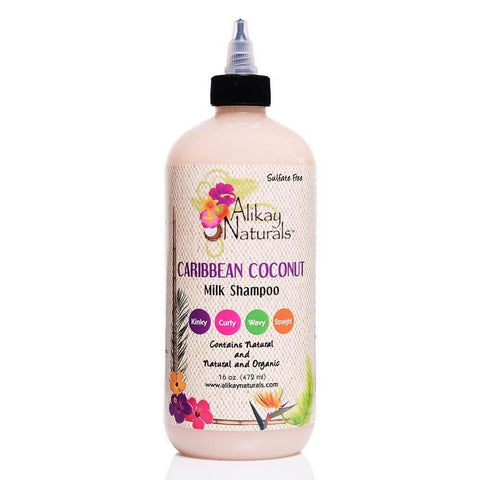 Alikay Naturals - Caribbean Coconut Milk Conditioner - BlackBeautique