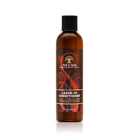 As I Am Leave - In Conditioner 237ml - BlackBeautique