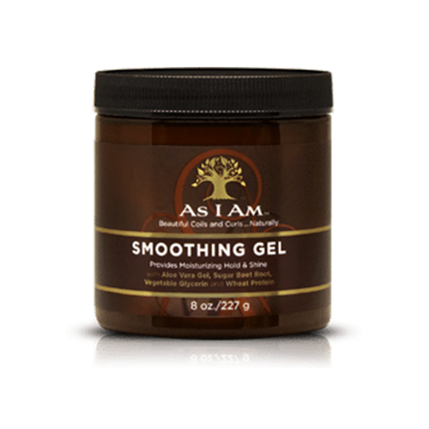 As I Am - Smoothing Gel 227g - Black Beautique