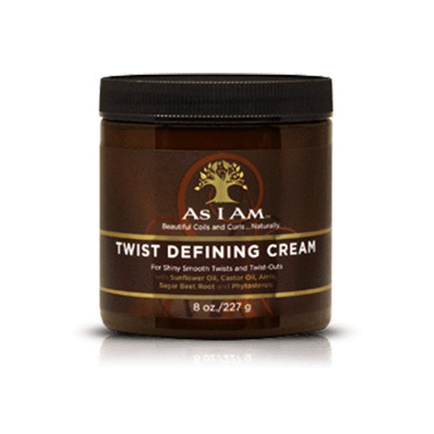 As I Am - Twist Defining Cream 227g - Black Beautique