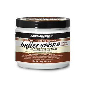 Aunt Jackies - Butter Creme Intensive Moisture Sealant 213g - Black Beautique