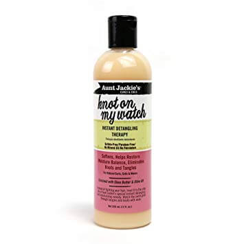 Aunt Jackie's - Knot On My Watch Instant Detangling Therapy 355ml | Black Beautique