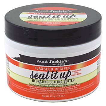 Aunt Jackie's - Seal It Up Hydrating Sealing Butter 213g