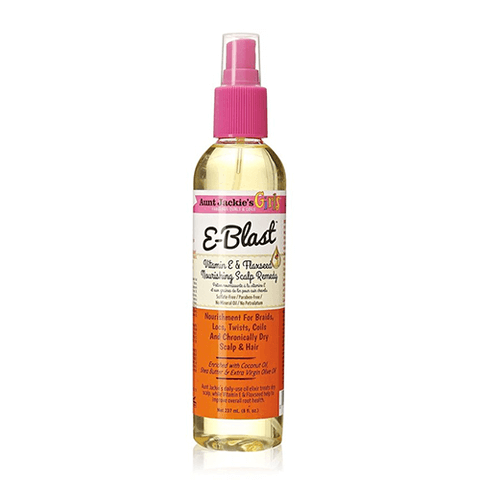 Aunt Jackies Girls-E-Blast Nourishing Scalp Remedy 237ml|Black Beautique