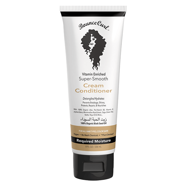 Bounce Curl - Super Smooth Cream Conditioner 236ml | Black Beautique