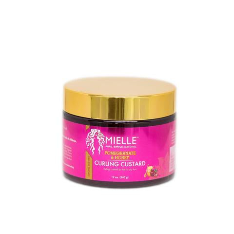 MIELLE - Pomegranate & Honey Curl Sculpting Custard 340g