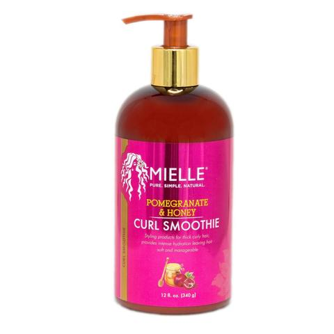 MIELLE - Pomegranate & Honey Curl Smoothie 355ml - Black Beautique