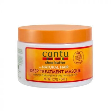Cantu - Intensive Repair Deep Treatment Masque 340g - Black Beautique