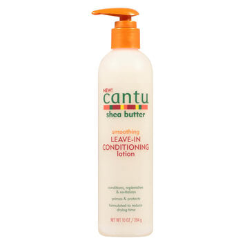 Cantu Smoothing Leave-In Conditioning Lotion 284g - Black Beautique
