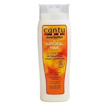 Cantu - Sulfate-Free Hydrating Cream Conditioner 400ml - Black Beautique