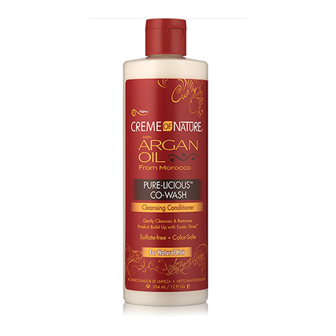 Creme of Nature - Pure-Licious Co-Wash - 12oz
