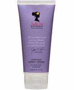 Camille Rose Naturals Cupuacu Sweet Cream Body Cream - 177ml - BlackBeautique