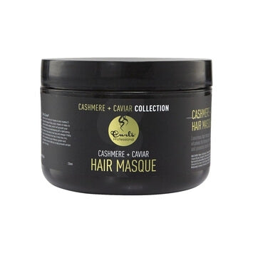 Curls - Cashmere+Caviar Hair Masque 237ml - Black Beautique
