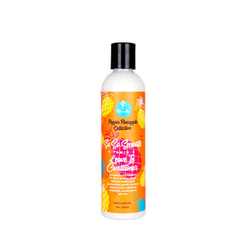 Curls - So So Smooth Vitamin C Leave In Conditioner 236ml - Black Beautique