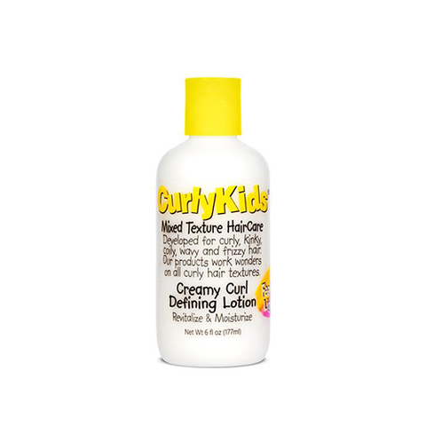 Curly Kids - Creamy Curl Defining Lotion 177ml - Black Beautique