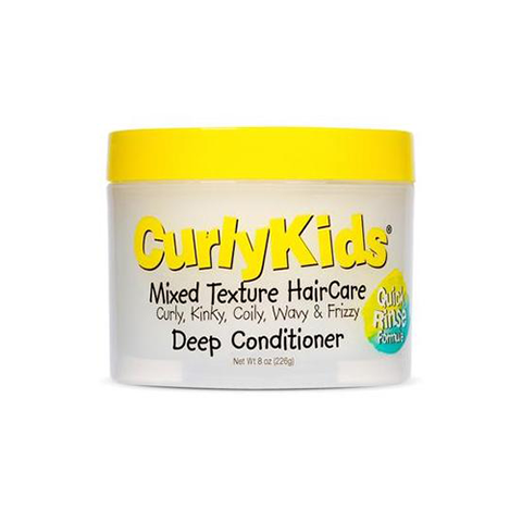 Curly Kids - Deep Conditioner 226g - Black Beautique