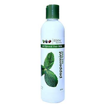EDEN BodyWorks - Peppermint Tea Tree Hair Milk 237ml | Black Beautique