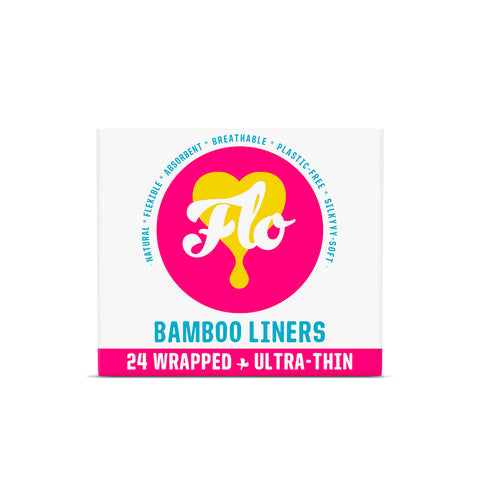 Flo - Bamboo Liners