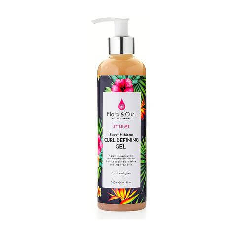 Flora & Curl - Sweet Hibiscus Curl Defining Gel 300ml