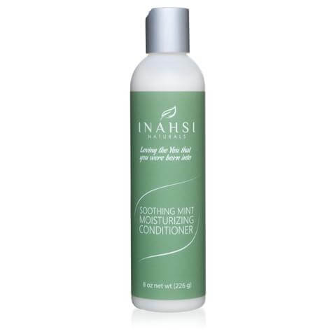 Inahsi Naturals-Soothing Mint Moisturizing Conditioner|Black Beautique