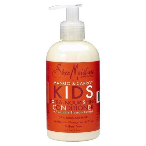 SheaMoisture - Mango and Carrot Kids Conditioner 236ml | Black Beautique