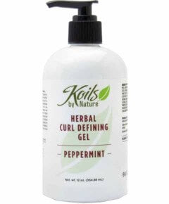 Koils by Nature - Herbal Curl Defining Gel Peppermint 355ml